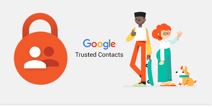 Google's Trusted Contacts app lets you share your location with loved ones in real time