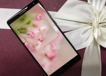 Less (bezel) is More - The ZUK Edge leaks again in hands-on image