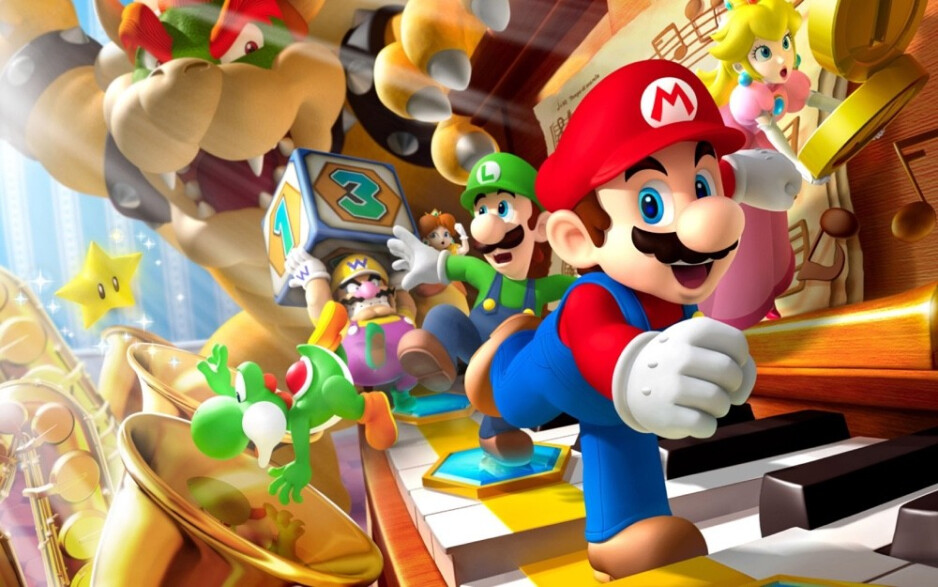 Unofficial Super Mario game accidentally appears in the App Store