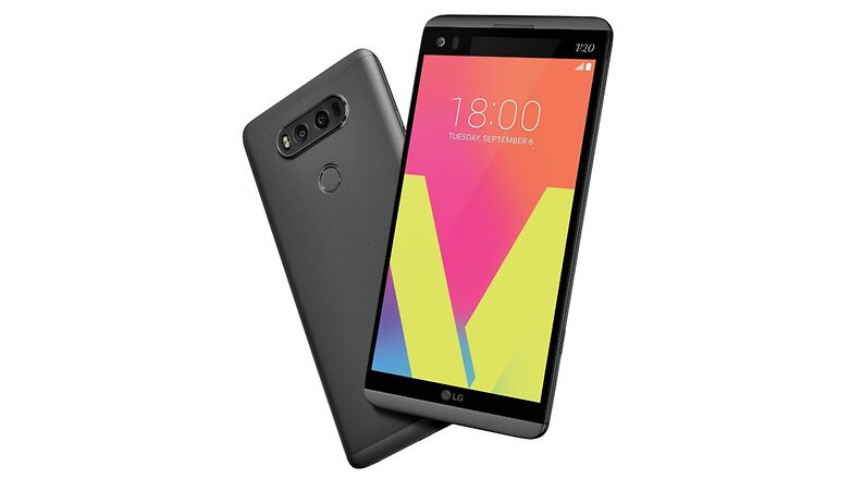 The LG V20 will officially launch in India on December 6