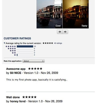 Apple pulls 1  of App Store listings over ratings scam