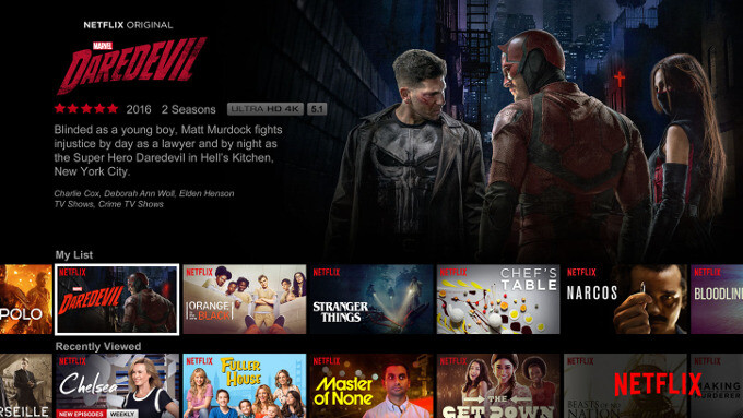 Netflix becomes top-grossing iOS app after offline viewing switch