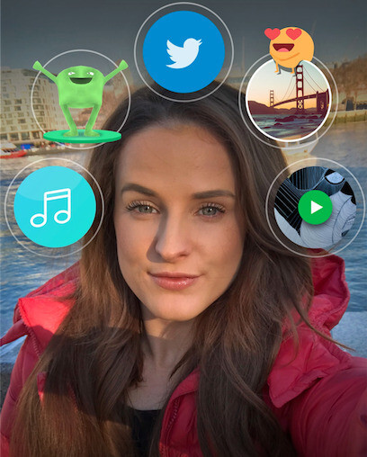 Blippar – a visual discovery app now updated with facial scanning