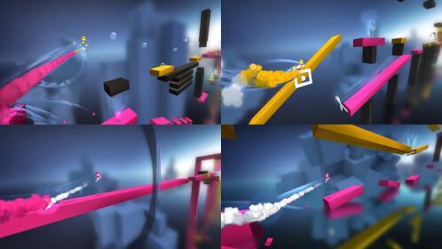 Chameleon Run - Runner-up for best iPad game of 2016