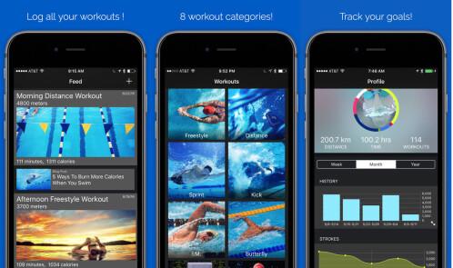 MySwimPro - Best Apple Watch app of 2016