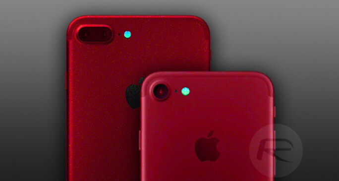The Apple iPhone 7s and iPhone 7s Plus are rumored to come in red - New report claims that Apple will call its 2017 handsets the iPhone 7s and iPhone 7s Plus
