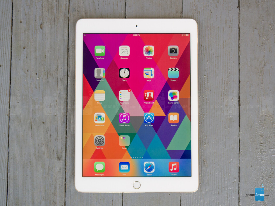 Apple iPad Air 2 - Late shoppers' gift guide: Tablets