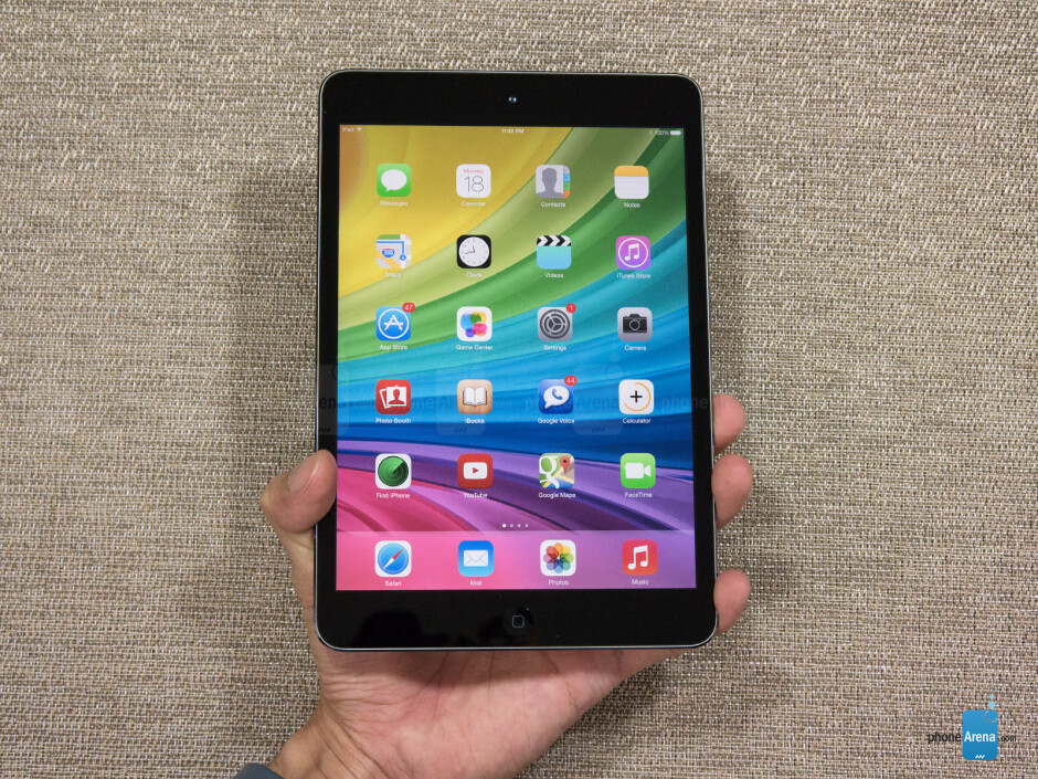 Apple iPad mini 2 - Late shoppers' gift guide: Tablets