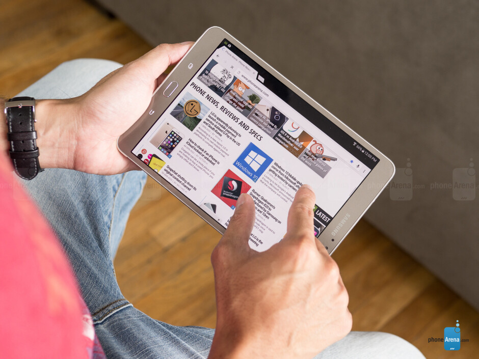 Samsung Galaxy Tab S2 8.0-inch - Late shoppers' gift guide: Tablets