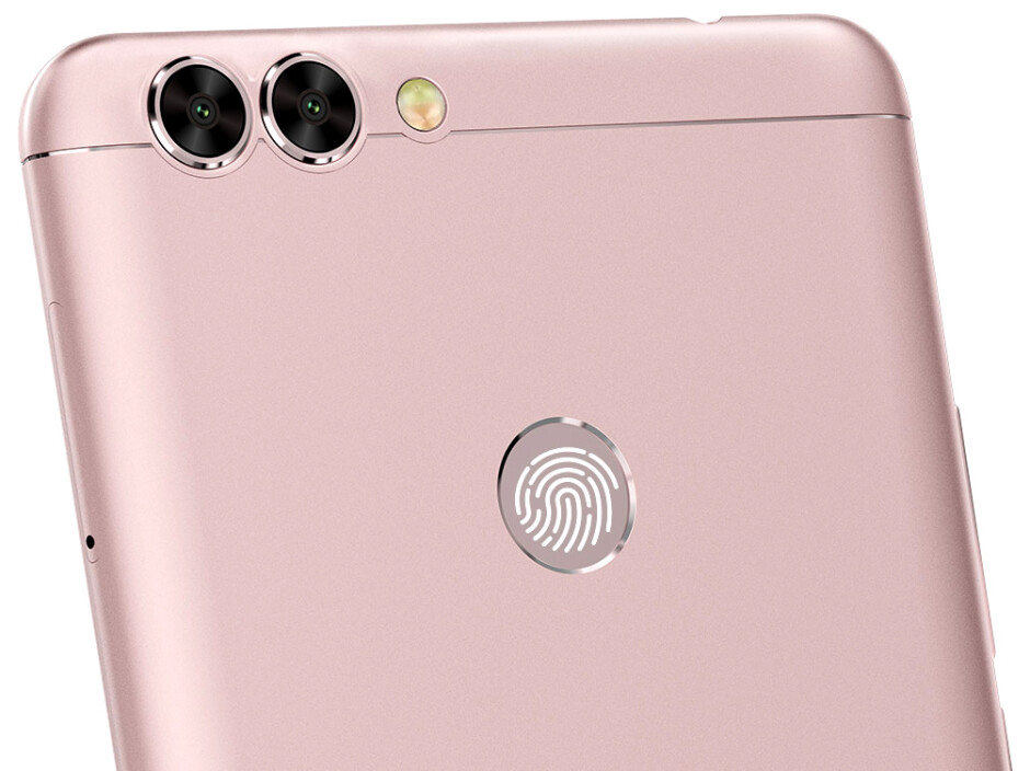Dual camera and fast finger scanner - affordable phones ain't what they were - Bluboo Dual takes the stage with two camera sensors and elegant aluminum chassis