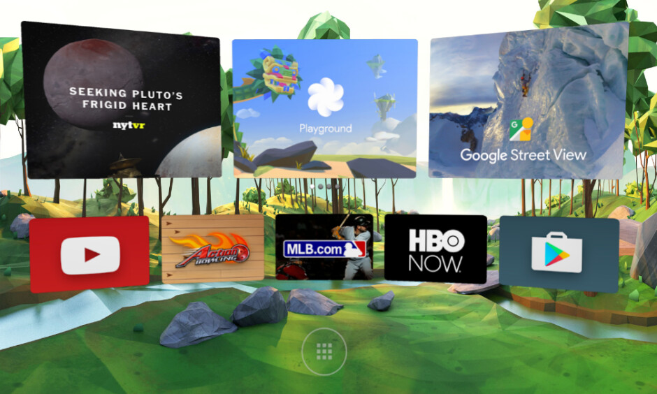 There are now more than 50 apps available for Google Daydream