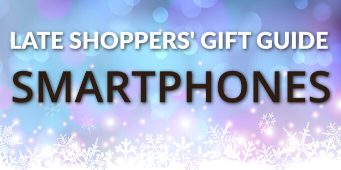 PhoneArena's 2016 gift guide for late shoppers: Smartphones