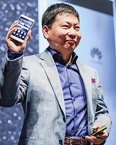Huawei CEO Richard Yu will speak at CES 2017
