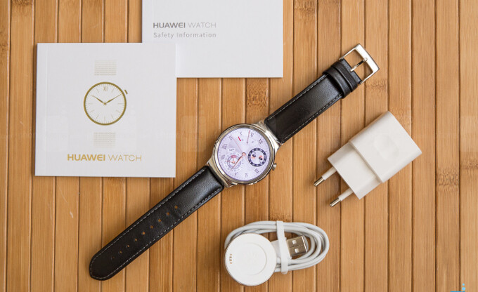 The Huawei Watch is no longer available at the Google Store - Huawei Watch listed as unavailable at the Google Store
