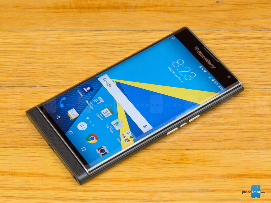 BlackBerry Priv starts getting December security update, but only on AT&T
