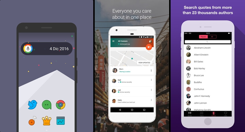 Best new Android and iPhone apps (December 6th - December 12th)