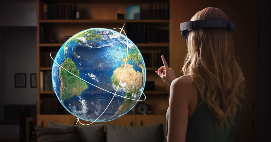 Capacitive eye tracking technology could be featured in Microsoft's HoloLens 2