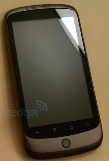 More pictures and latest update on the HTC Nexus One