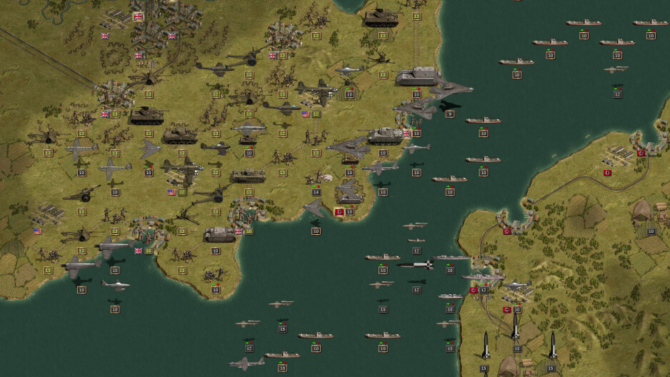 The expensive Panzer Corps strategy game for iOS gets a free Lite version