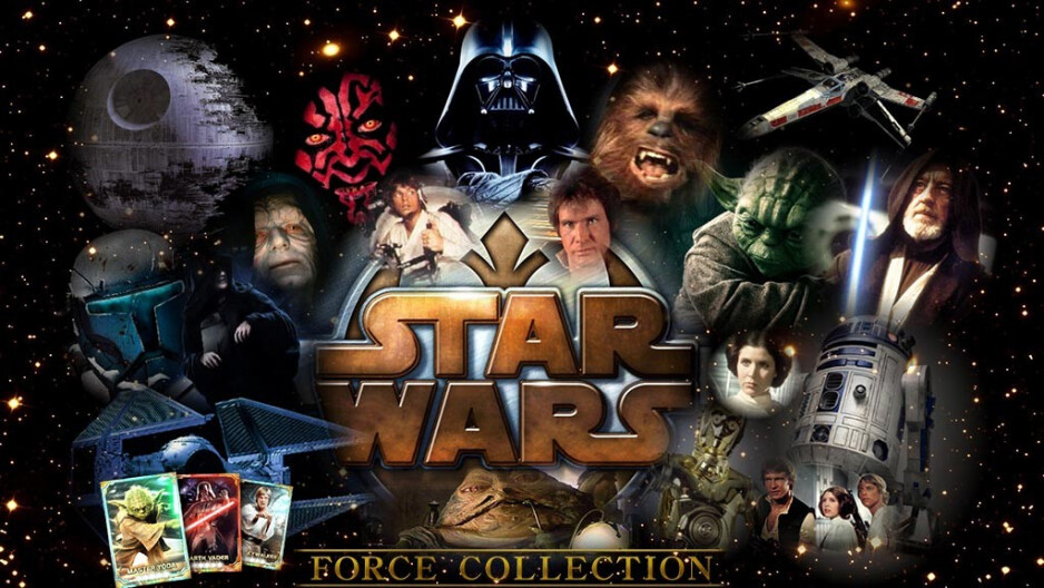 Star Wars: Force Collection gets its third set of cards inspired by Rogue One movie