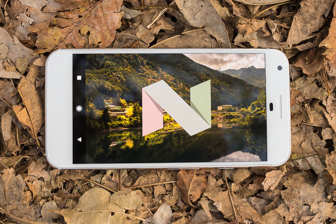 New Android 7.1.1 Nougat update rolling out to some Pixel and Pixel XL units