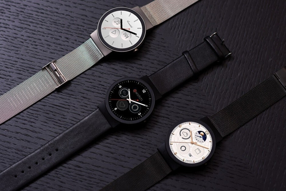 The CoWatch variants developed by Cronologic - Android Wear 2.0 could be enhanced after Google's acquisition of smartwatch startup Cronologics