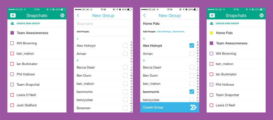 New Snapchat feature lets you group chat with up to 16 people at once