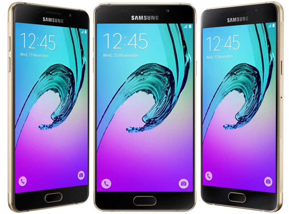 Samsung's 2017 Galaxy A line will likely feature IP68 dust and water resistance