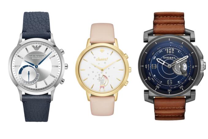 Fossil announces three new hybrid watch models