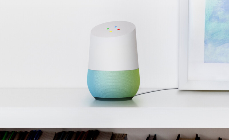 Google Home now features integration with Belkin's Wemo smart home accessories