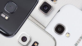 Galaxy S4 to Galaxy S7: a camera comparison spanning 4 generations of Samsung smartphones