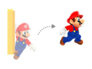 For being a chubby plumber, Mario sure has some impressive move