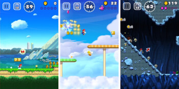 World Tour is the core of Super Mario Run