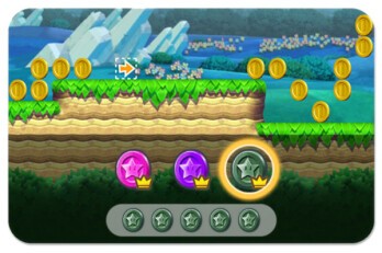 Each level in Super Mario Run has three coin challenges for you to tackle