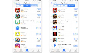 'Super Mario Run' heads the Top Grossing category in the App Store already