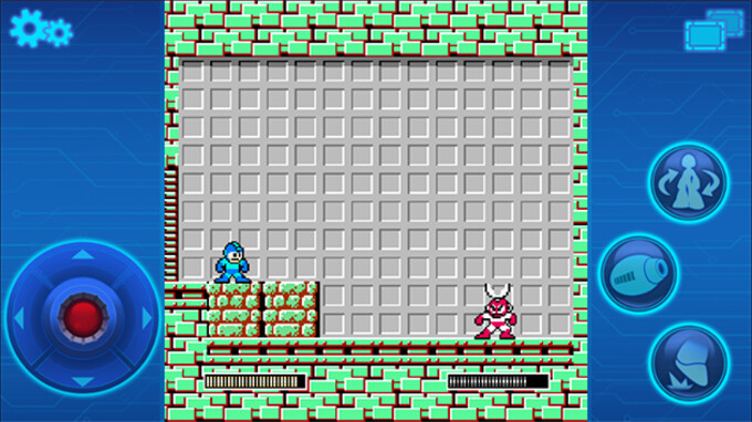 Good ol' Mega Man - All classic 8-bit Mega Man titles are coming to mobile in 2017