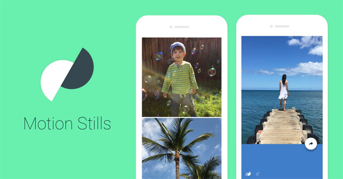 Google spices up Motion Stills for iOS with flying captions, automatic cinemagraphs, and more