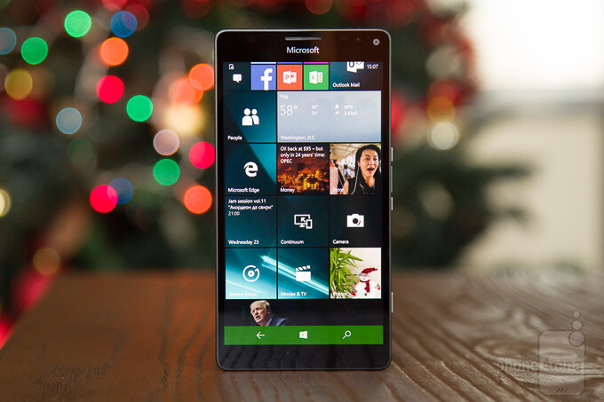 The Microsoft Lumia 950 XL is officially down to $299 until Christmas Eve - Microsoft drops the Lumia 950 XL by $200 for a limited time