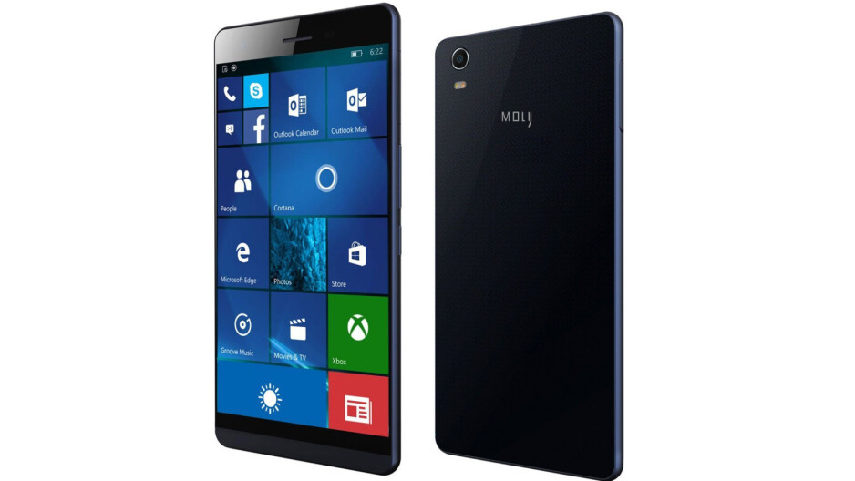 Coship Moly X1 Windows Phone crowdfunding campaign ends with just 11 phones sold