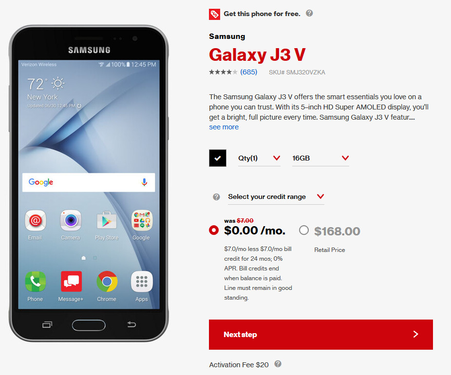 Want a free phone from Verizon? Here are four models that ...