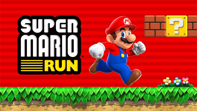 Super Mario Run gets minor holiday-themed update with a handful of Christmas decorations