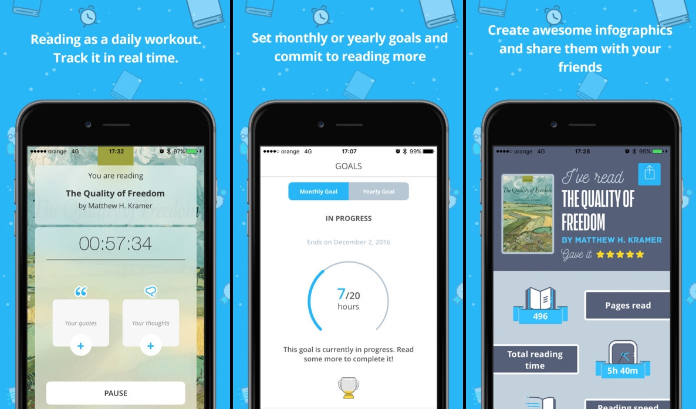 Bookout app - mobiwoz