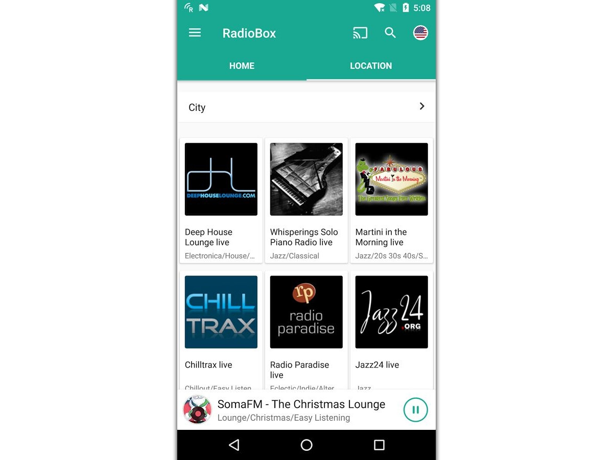 Phone Radio Apps For Android Phones 5 fresh online radio apps for android and ios radiobox