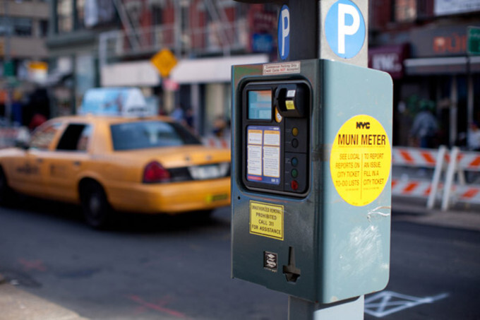More than 85,000 Muni-Meters will be updated by the end of summer 2017 &nbsp - New York City drivers can now pay for parking via their phone