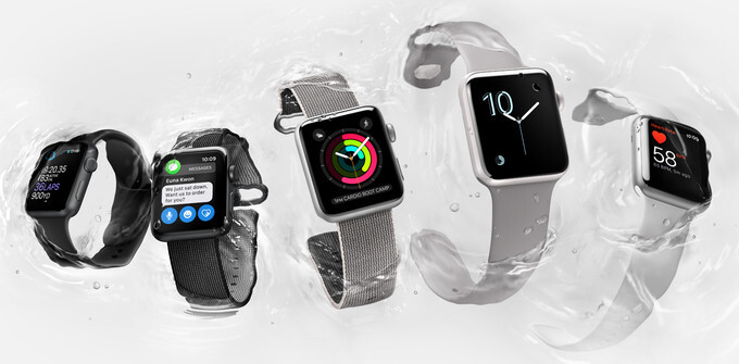 Refurbished Apple Watch Series 1 and Series 2 now available from Apple