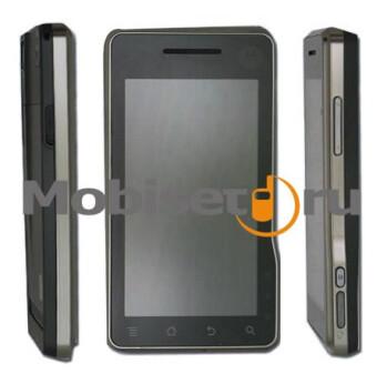 New renderings of Motorola Sholes Tablet XT701 now show 8MP camera