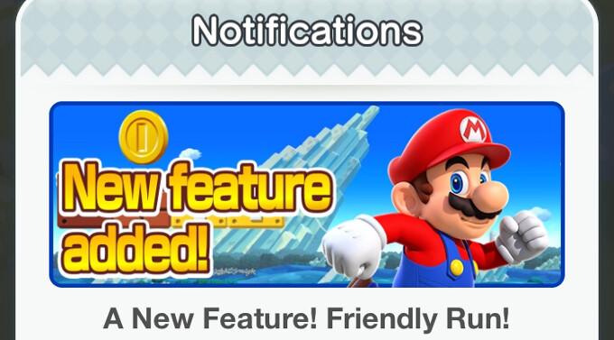 Race your friends: Super Mario Run now adds Friendly Run mode, no tickets required