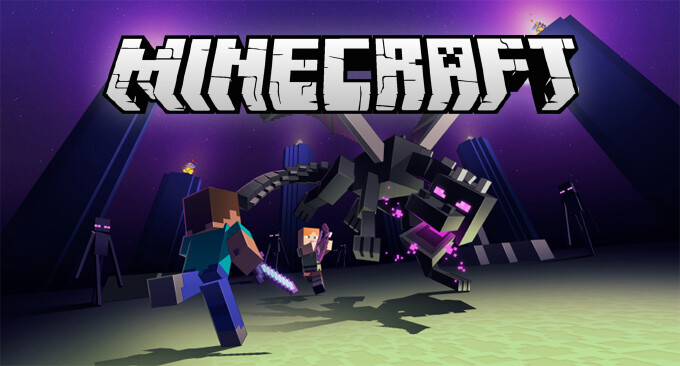 Minecraft is now out on the Apple TV