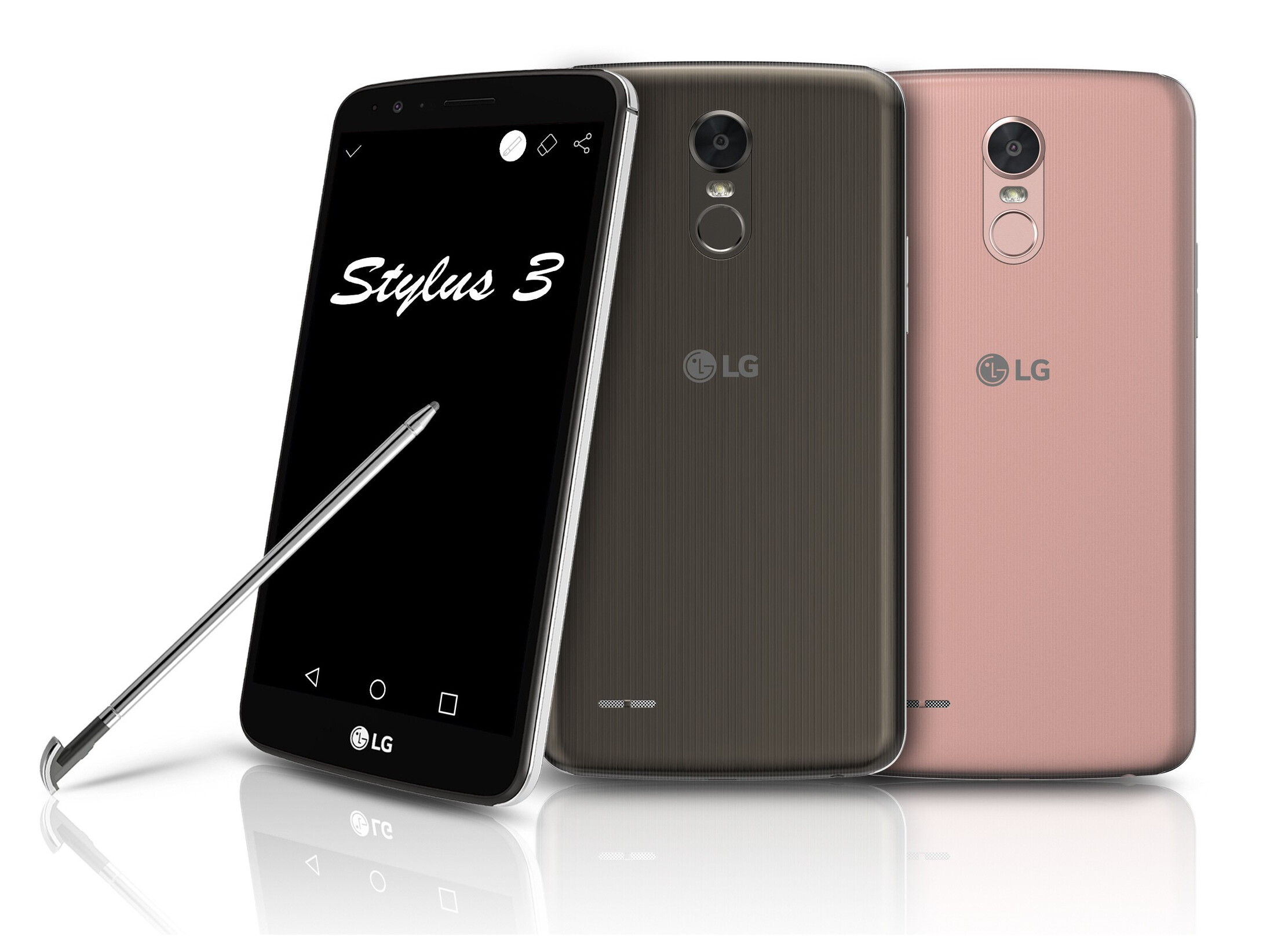 Recovery][OFFICIAL] TWRP V3 For LG STYLO 3 … | Android Development