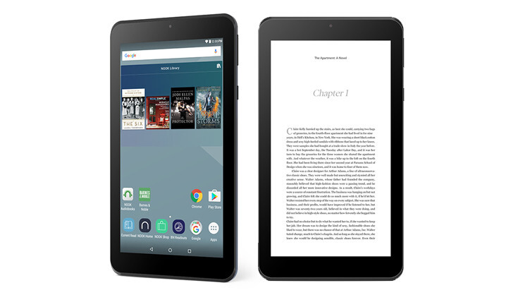 Barnes & Noble's NOOK Tablet 7'' uses the same malicious ADUPS software as BLU phones (UPDATE)